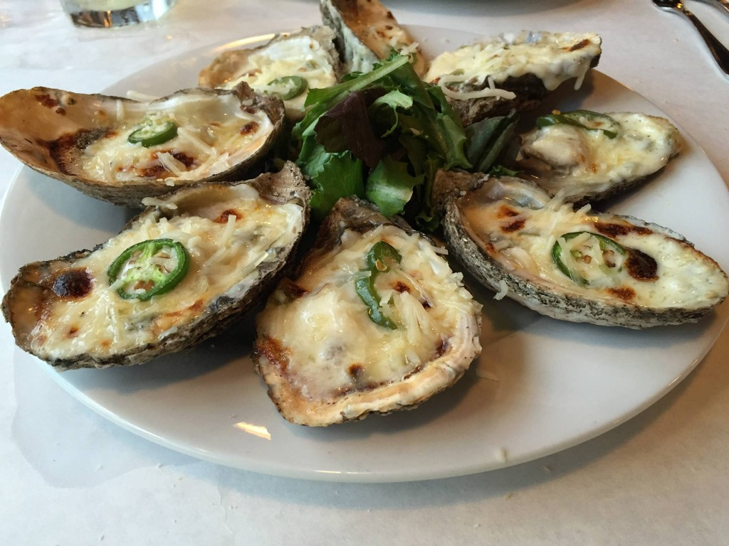 baked oyster recipes