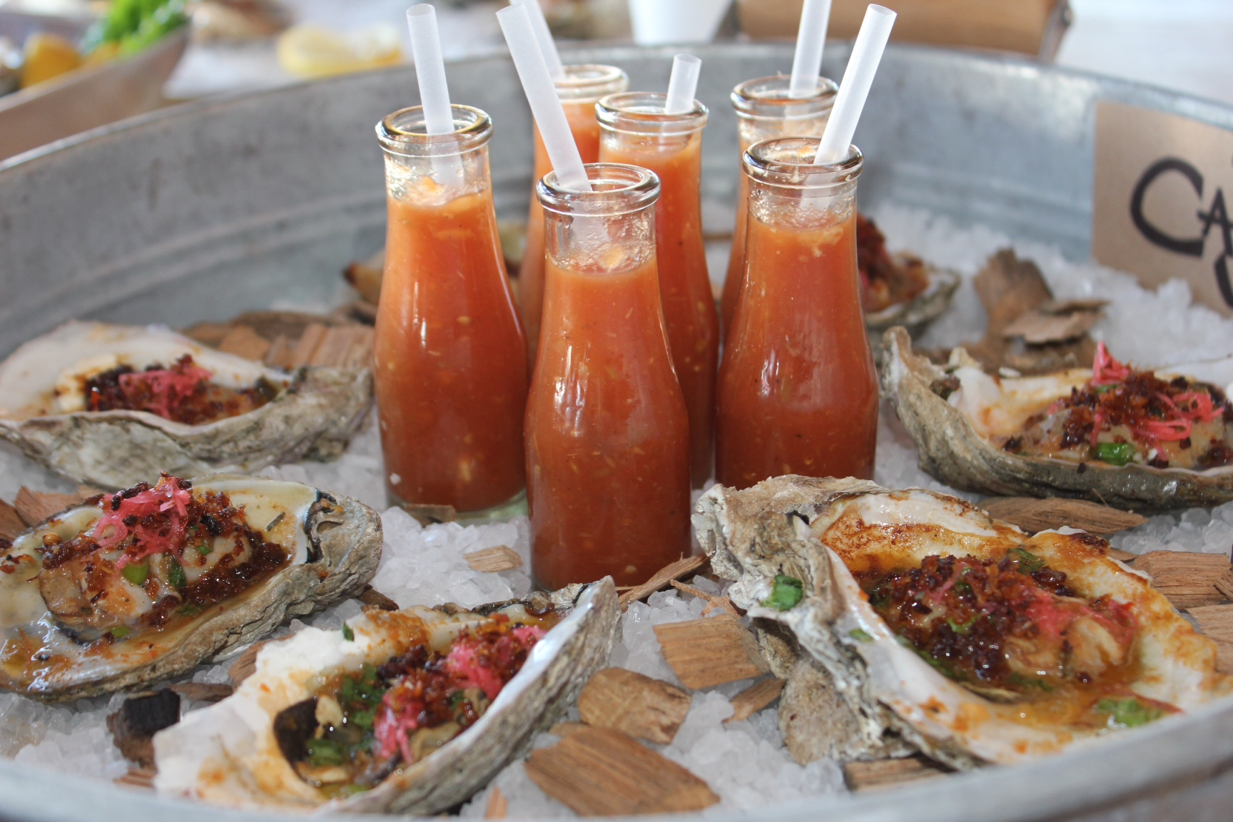 Oyster Festivals and Events