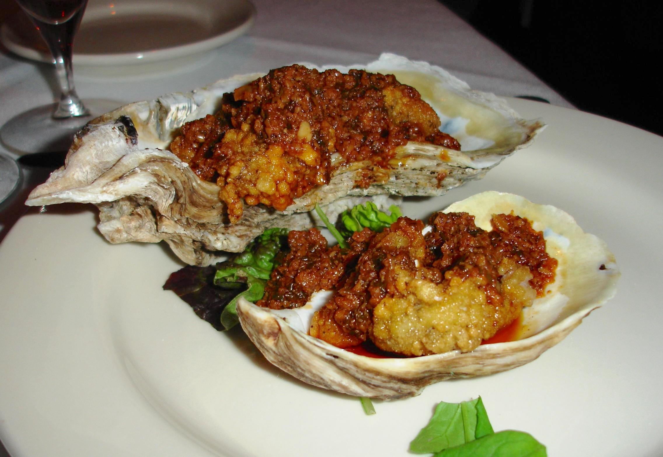 Upperline's Oysters St. Claude
